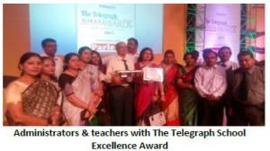 Telegraph Award
